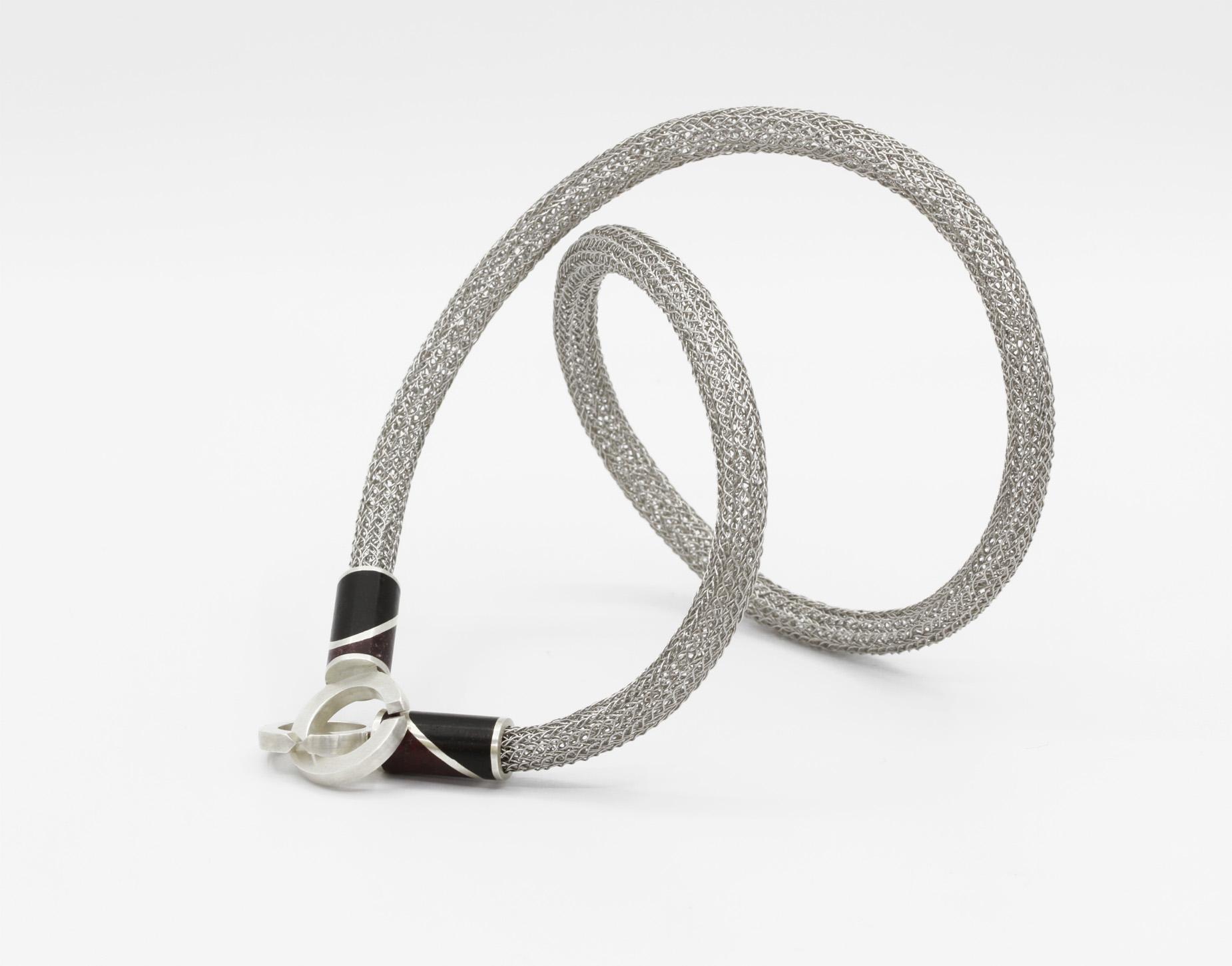 Hand Woven Viking Chain