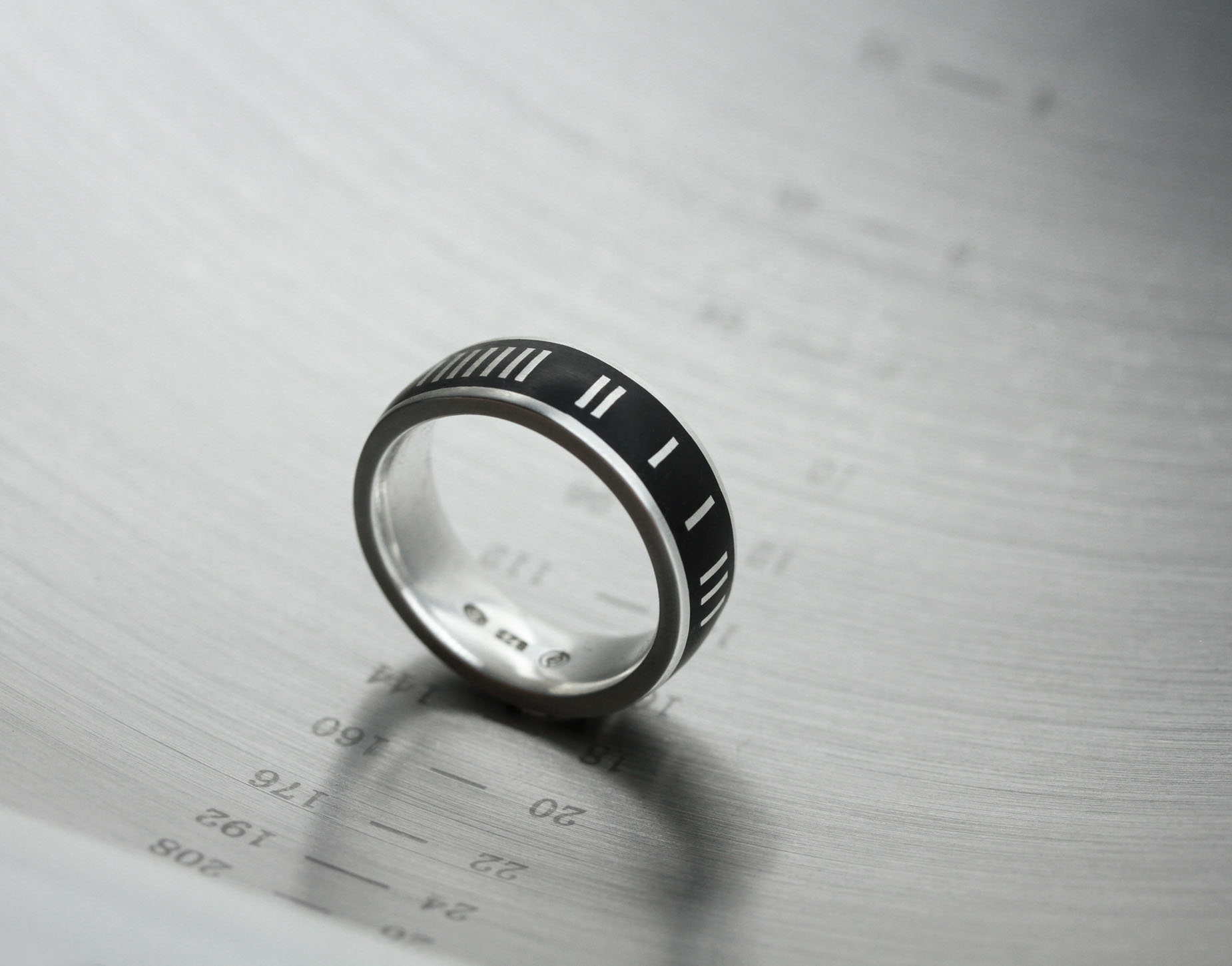 His Ring