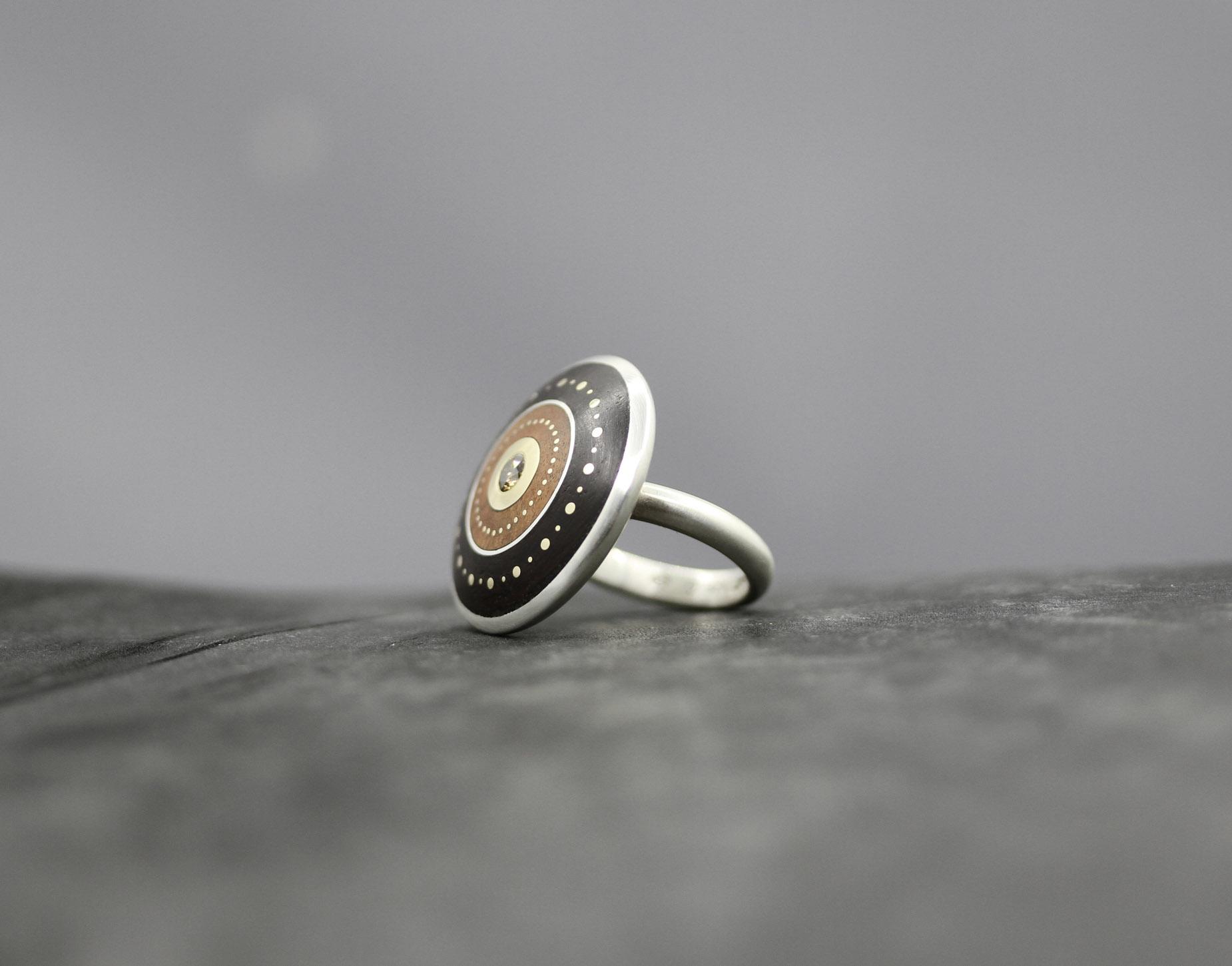 Shweshwe Ring