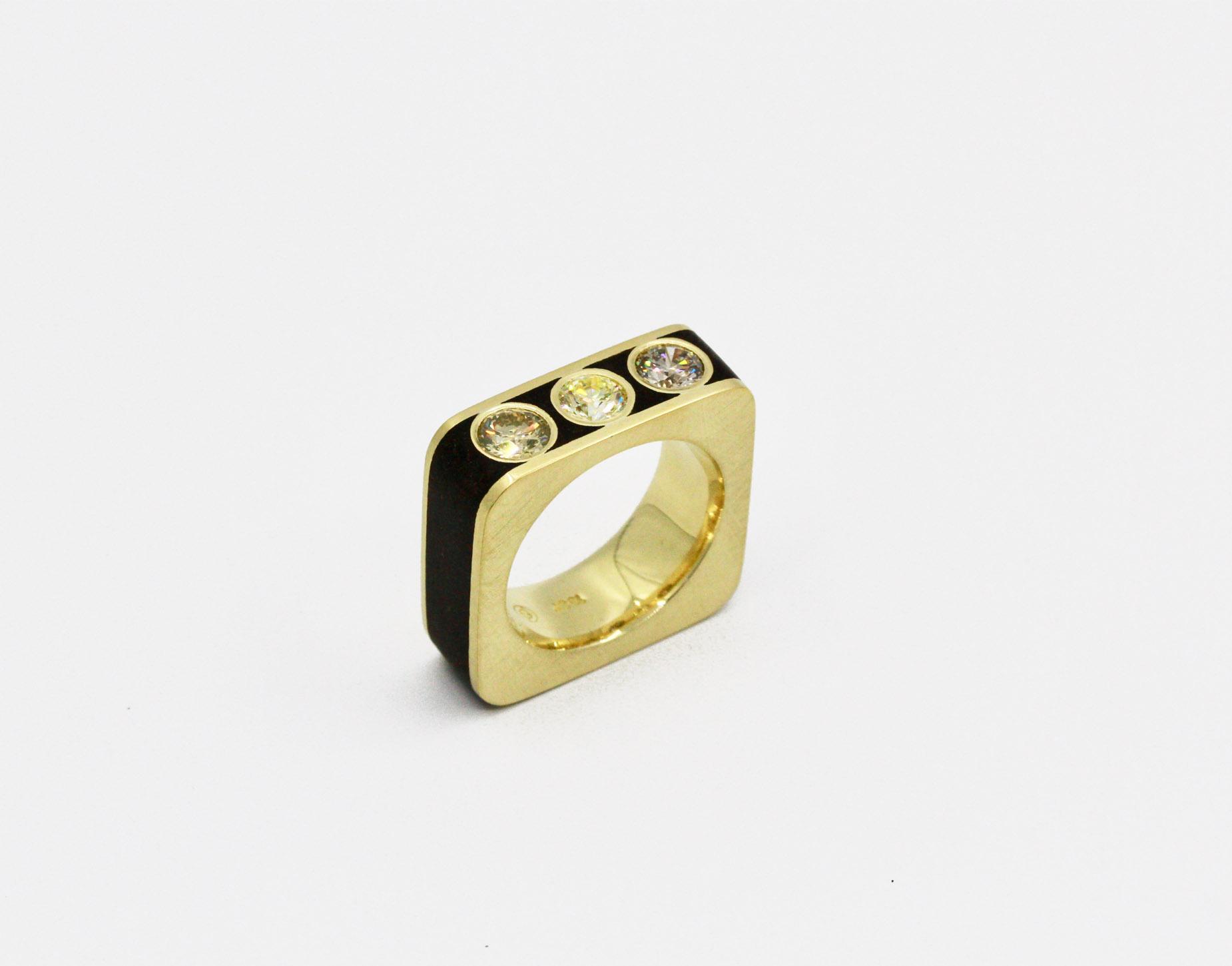 Carrée Ring